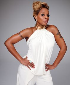 Mary J Blige - The Queen of RnB