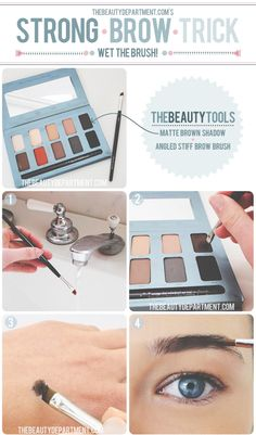 The Strong Brow Trick