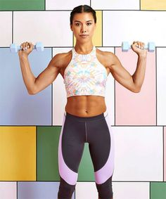 With nothing but hand weights, this 30-day fitness challenge will transform and strengthen your arms.