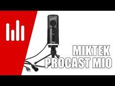 Musikmesse 2015: Miktek ProCast Mio - USB-Mikrofon - http://www.delamar.de/musik-equipment/miktek-procast-mio-27953/?utm_source=Pinterest&utm_medium=post-id%2B27953&utm_campaign=autopost