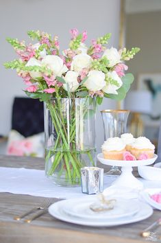ZDesign At Home: Soft & Simple Valentine's Day Table