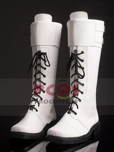 Fairy Tail Rogue Cheney Shadow Dragon Cosplay Shoes Boots mp001936