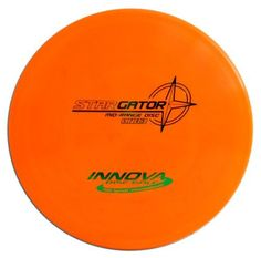 Innova Star Gator, 165-170 grams by Innova. $13.95. The Gator is a very reliable overstable mid-range golf disc with a predictable finish. The Gator delivers pin-point accuracy for shorter disc golf drives and approach shots, even in windy conditions. This is a great golf disc for mid range shots especially for players who need to control their power and increase their accuracy.