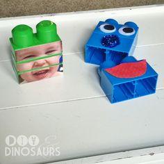 Lego Faces
