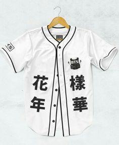 Jersey BTS Modo For Love White - www.mykshirt.com.br