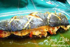 Рецепт – Рыбка «Праздничная»