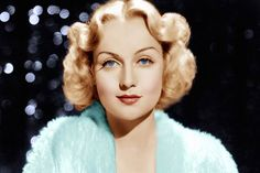 Il Segno delle Donne: A Milano omaggio a Carole Lombard, diva che durant...