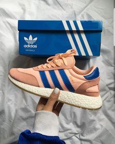 Reebok sneaker in rosalachs