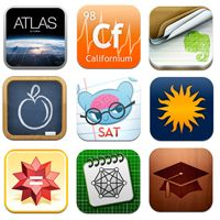 Back To School: 50+ Fantasic Apps For High School Students - nice list, need to check out some of these.