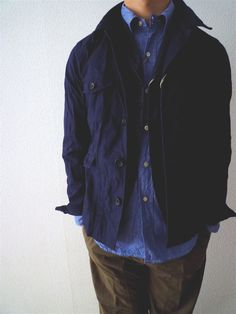 afterafashion:    Might have to settle for navy.