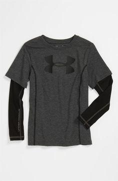 Under Armour 'Slider' AllSeasonGear® T-Shirt available at #Nordstrom