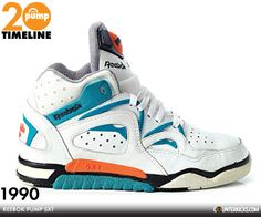 ca292cb3ee 1st shoes I bought with my own money...Reebok Blacktop Hexalite Pump (
