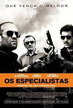 Robert De Niro + Jason Statham + Clive Owen + roteiro eletrizante + primorosas cenas de confrontos = Os Especialistas (Killer Elite). O longa é muito bom. E, mesmo quem não gosta de filmes de ação, é obrigado a admitir que a produção é uma ótima opção...