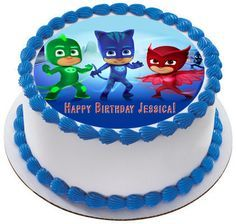 45 Best PJ Masks Cake Images