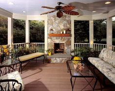 screen porch fireplace. screen porch with fireplace  oh How I wish Add A Screen Porch Fireplace Alpharetta AD B For the Home