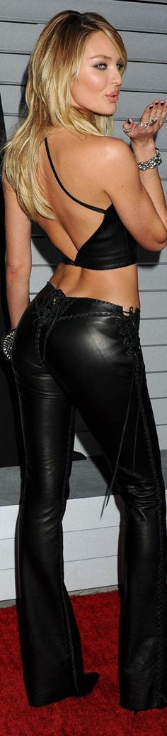Candice Swanepoel - Maxims 2014v