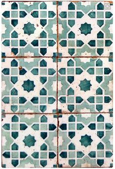 Teal and white tiles. Possible color palette master bed & bath - Teal and white tiles. Possible color palette master bed & bath Teal and white tiles. Possible color palette master bed & bath Moroccan Tiles, Moroccan Decor, Moroccan Bathroom, Moroccan Pattern, Turkish Tiles, Moroccan Wallpaper, Moroccan Colors, Moroccan Print, Persian Pattern