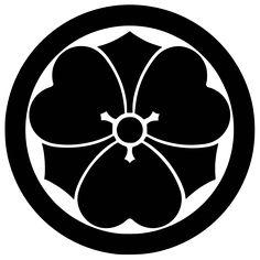 家紋としてかたどられたカタバミ Oxalis shaped as a family crest 丸に剣片喰 Maru ni Ken Katabami Japanese Design, Japanese Art, Japanese Style, Familie Symbol, Family Crest Symbols, Art Nouveau, Japanese Family Crest, Family Shield, Cement Art