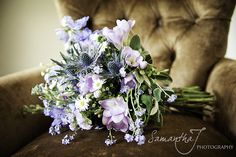 bluebell bouquet @Rock My Wedding #rockmyspringwedding