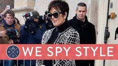 We Spy: Kris Jenner Forgot Her Pants at Home: Fashion blogger Marianna Hewitt and The Mindy Project costume designer Salvador Perez join us this week on We Spy Style to talk Kris Jenner's completely see-through pants and Katy Perry's absolute craziest Super Bowl look.