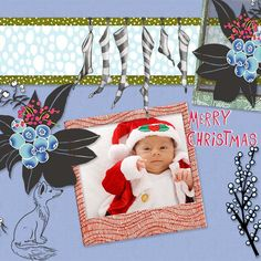 New in store A white December Day by Berna's Playground and is available at https://www.digitalscrapbookingstudio.com/bernas-playground/