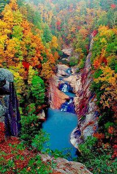 Tallulah Gorge State Park, Georgia <3
