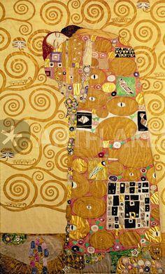 The Embrace - Gustav Klimt