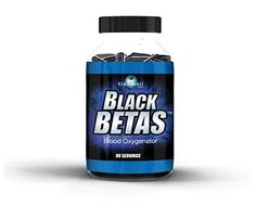 Black Betas - Clinically Tested Post Workout Recovery