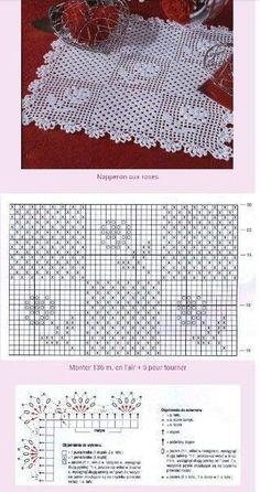 Crochet Snowflake Pattern, Crochet Doily Diagram, Filet Crochet Charts, Crochet Snowflakes, Crochet Squares, Crochet Granny, Crochet Motif, Crochet Designs, Crochet Doilies