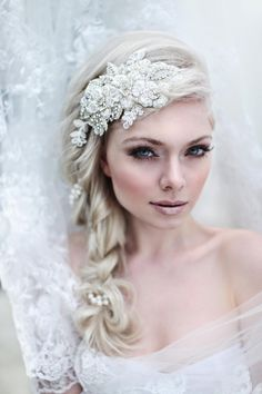 beautiful 2013 Christmas hair accessories | Bridal Accessories Hair Accessories Headpiece Miriam & Janus ...