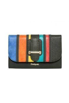 Desigual - peněženka Bags, Fashion, Handbags, Moda, Fashion Styles, Fashion Illustrations, Bag, Totes, Hand Bags