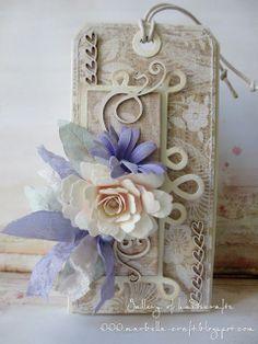 Gallery of handicrafts: Z fioletem