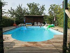 Gîte+de+6+à+12+personnes-piscine+chauffée-vacances+avec+chien-vacances+famille+++Location de vacances à partir de Sud Gironde @homeaway! #vacation #rental #travel #homeaway