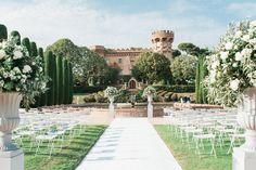Barcelona Castle Wedding Photography — EN ROUTE PHOTOGRAPHY | Barcelona Wedding Photographer