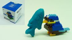 Micro Kingfisher Block Dog Mickey Angry Birds Spongebob Donald Duck Toys...