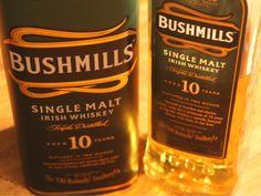 Bushmills 10 year old