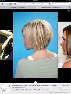 How I want my hair