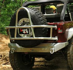 GenRight tire carrier
