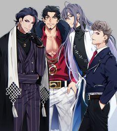 Muse Art, Swim Club, Rap Battle, Cute Anime Pics, Ereri, Touken Ranbu, Anime Guys, Character Art, Memes