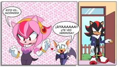 Sonic The Hedgehog 4, Shadow The Hedgehog, Sonic Fan Characters, Video Game Characters, Maria Rose, Sonamy Comic, Sonic Underground, Shadow And Amy, Cute Baby Girl Images