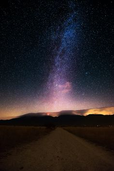 Highway for the Stars, by Stefan Rodriguez.