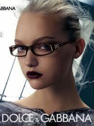 dbb4c0136a83 Great eye makeup for glasses Dolce   Gabbana eye wear