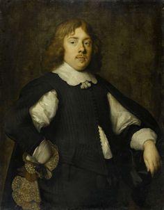 Portrait of Joan Pietersz Reael, Cornelis Jonson van Ceulen, 1648