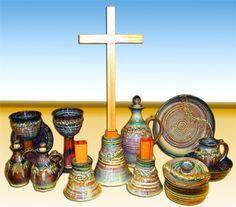 communion sets handmade - Google Search