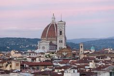The breathtaking Florence