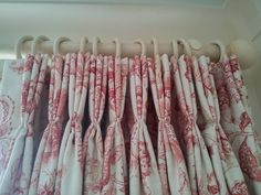 Beige Linen Blend Drapes Small Pinch Pleat Drapes With