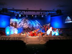church vbs pictures of everest - Google Search