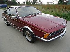 Bmw 628csi, Classic, Restoration, Spares Or Repair - http://classiccarsunder1000.com/?p=91450