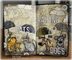 Kath Simon Says: Whatever The Weather - Simon Monday Challenge Blog