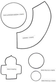Moldes para gorros de cotillon - Imagui